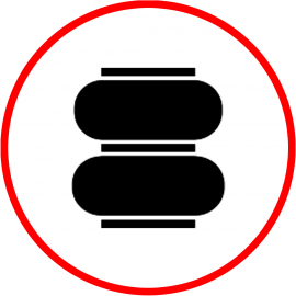 Air Suspension Systems Icon